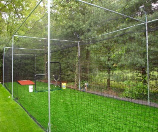 batting cage kits replacement nets promounds