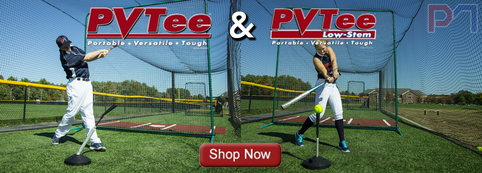 The PVTee and the PVTee Low-Stem