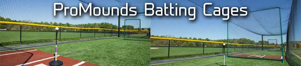 promounds batting cages