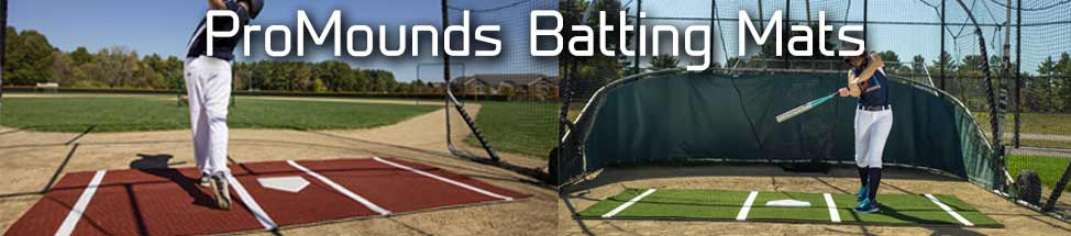 promounds batting mats