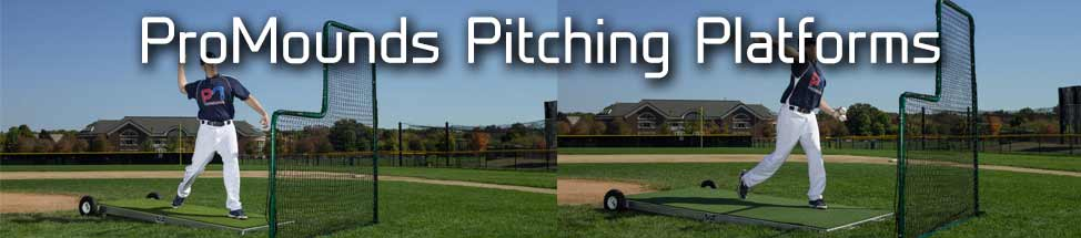 promounds pitching platforms