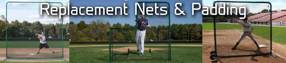 replacement nets and padding